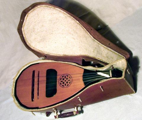 Kobzatok, hangszertok, hangszertáska